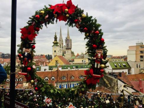 City break au fabuleux marché de l'Avent à Zagreb