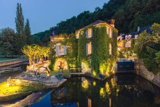 En Périgord, Ramsès Navarro fait briller Le Moulin de l'Abbaye