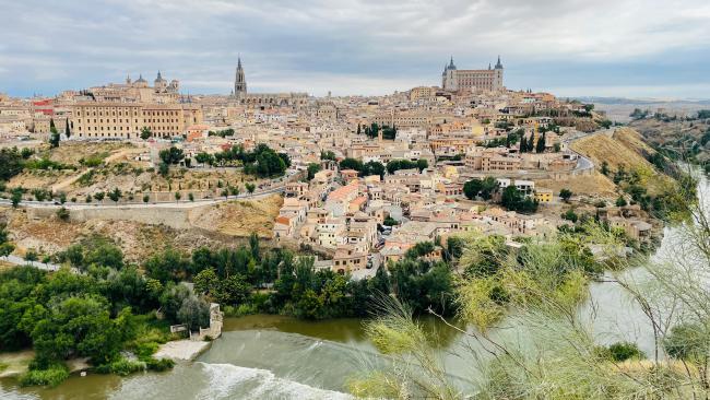 Tolède, la ville monument