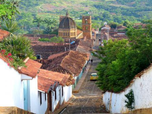 Colombie, de merveilleux villages et paysages