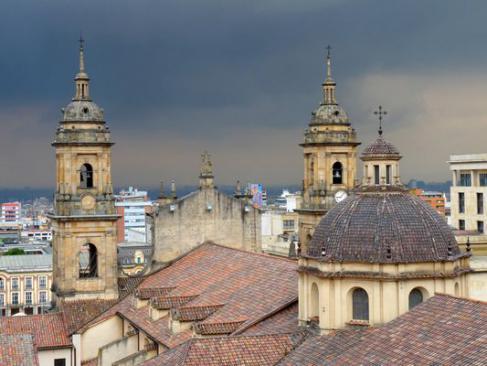Bogota, une cité de contrastes et culturelle