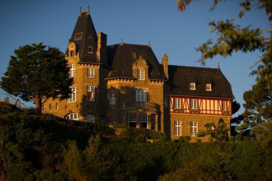 Château Richeux, une vigie Art déco et gourmande