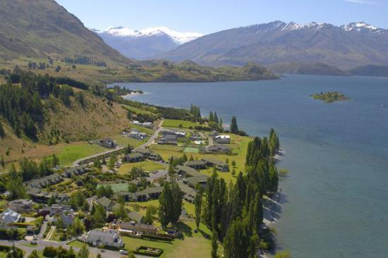 Edgewater Resort pour une vraie expérience « kiwi »