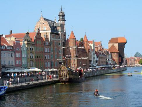 Gdansk, Gdynia et Sopot : trois villes stars !