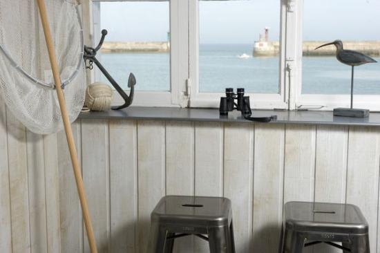 En Normandie, des gîtes Chic & Charme à Port en Bessin