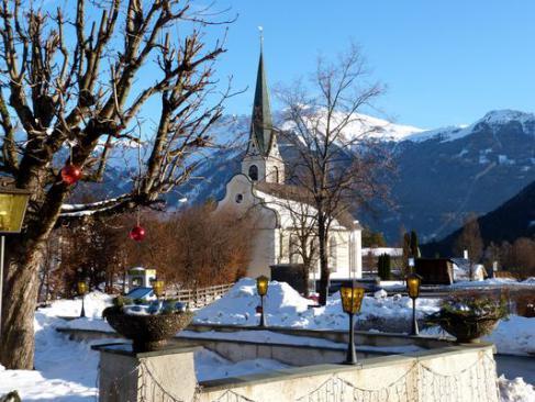 Vacances en famille au Tyrol