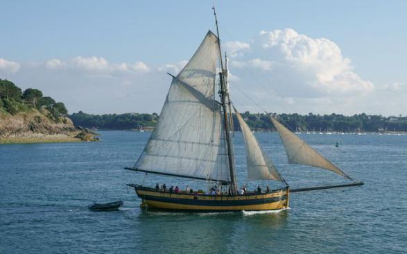 Naviguer comme un corsaire à bord du Renard