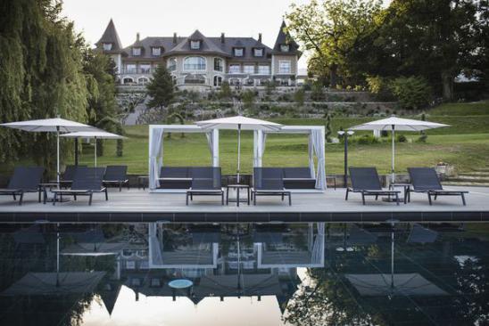 L'Incomparable Hôtel & Spa, l'adresse intimiste et gourmande d'Aix-Les-Bains