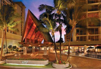 Outrigger Waikiki Reef Beach resort,  Pour un séjour en toute décontraction !