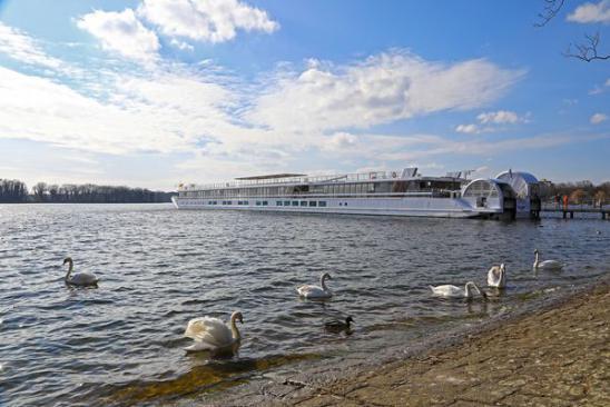 De Berlin à Prague à bord de l'Elbe Princesse II