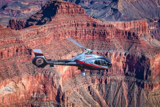 Le Grand Canyon, vu du ciel… un émerveillement