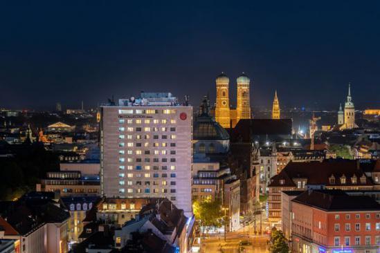 Hôtel NH Collection München Bavaria, une belle adresse