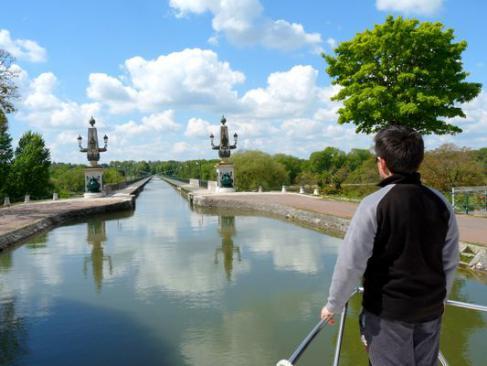 Découvrir le Loiret au fil du canal de Briare