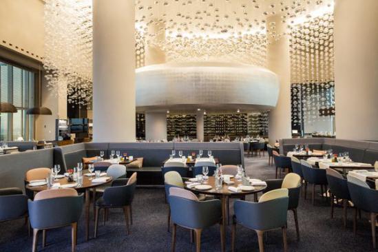 Restaurant Rivea - Las Vegas, Alain Ducasse version méditerranée