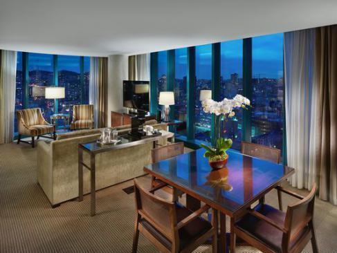 Hôtel InterContinental San Francisco, des chambres avec vue
