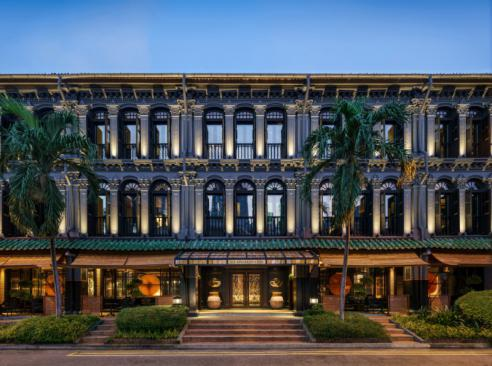 Six Senses Duxton -  Singapour, élégance et touche d'excentricité