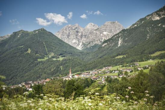 La belle vallée de Stubaital, un trésor naturel au Tyrol