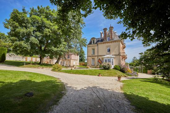 Les Villas d'Arromanches, pause détente sous le signe du raffinement