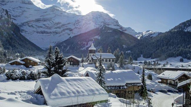 Six bonnes raisons de skier dans les Alpes Vaudoises